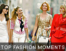 Top 10 fashion moments of 2008