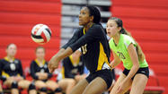Glenelg vs. Mt. Hebron girls volleyball [Pictures]