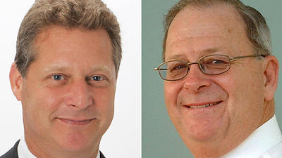 Johnson jabs at Schuh's record, vision for Anne Arundel