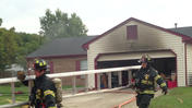 Video: Hampton house fire