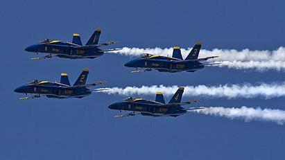 Video: The Blue Angels