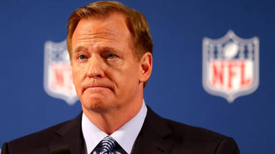 Roger Goodell again apologizes for his handling of Ray Rice situation