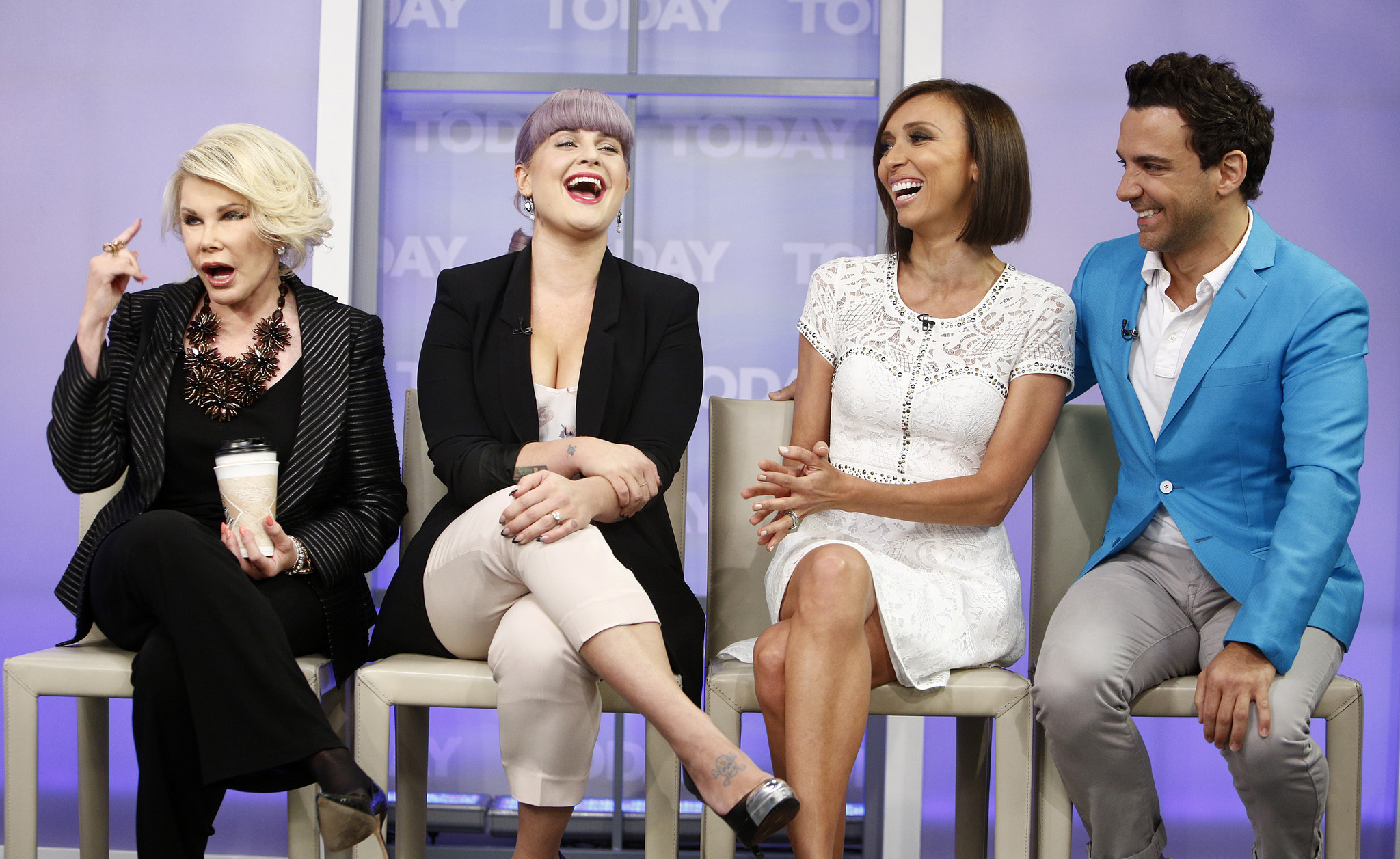 Fashion Police Plans 2017 Return With Melissa Rivers Blessing La Times