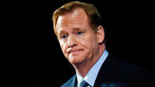 Goodell: We will make changes to personal conduct policy [Video]