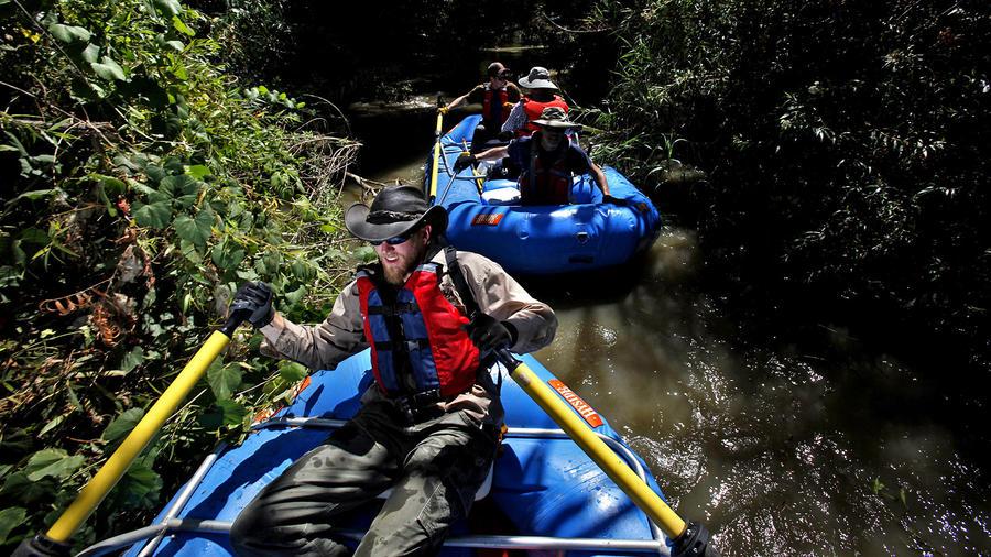 Restoring the Santa Ana River