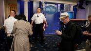 Secret Service investigates after man jumps White House fence, reaches front door