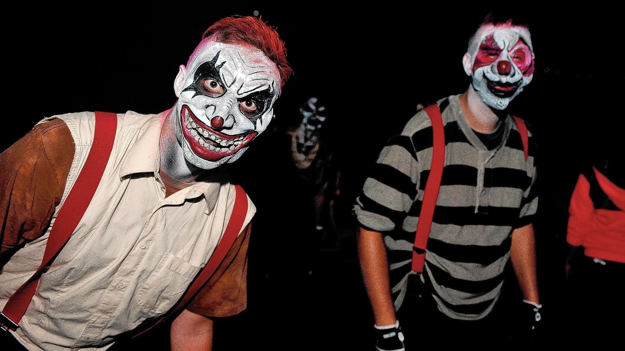 dorney parks halloween haunt offers extreme screams the morning call - Halloween Haunt Schedule