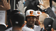 Orioles infielder Jimmy Paredes 'so excited' to land in Baltimore after up-and-down year