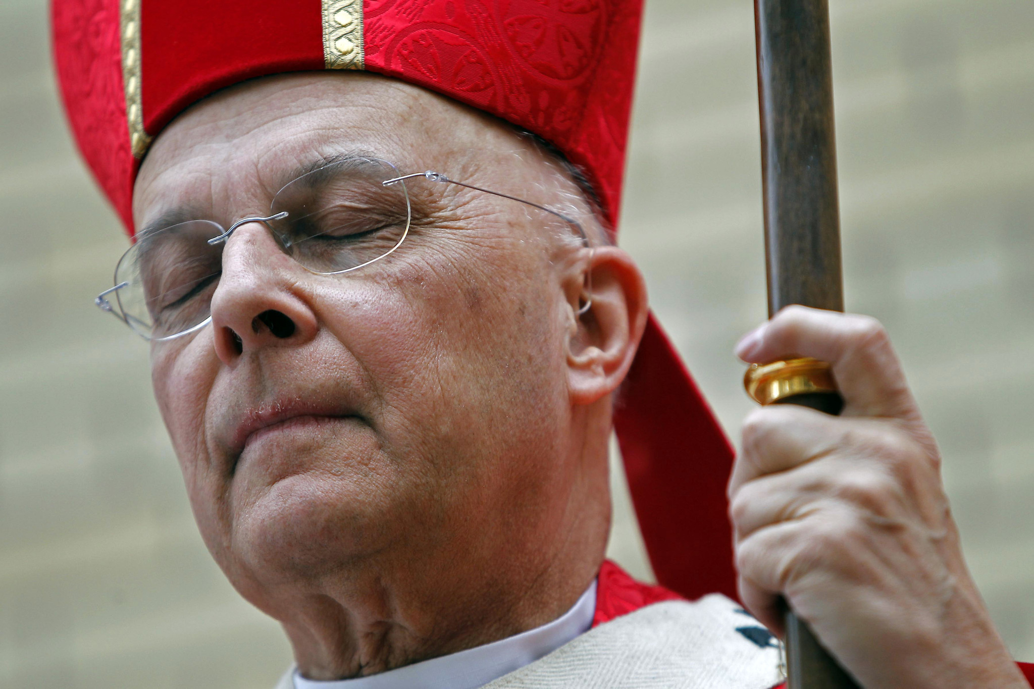 Archives: Cardinal Francis George's long battle with cancer