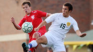 Centennial vs. Wilde Lake boys soccer [Pictures]