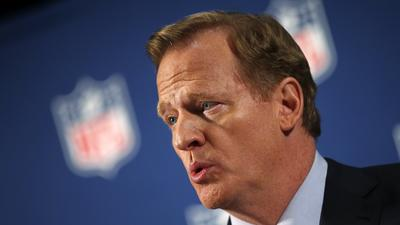 Ravens err, but Goodell's apparent complicity is bigger story