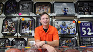 Five questions for sports memorabilia store owner Mike Tanner