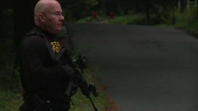 Police, FBI search for PA. shooting suspect [Video]