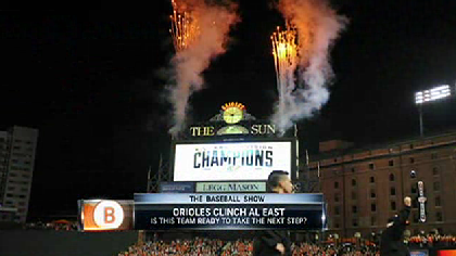 Now that the Orioles have clinched, what's next? [Video]