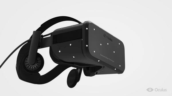 Oculus VR unveils new