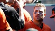 Orioles' Chris Davis was caught in crackdown