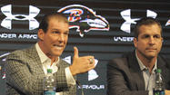 Once a model franchise, Ravens now an exam