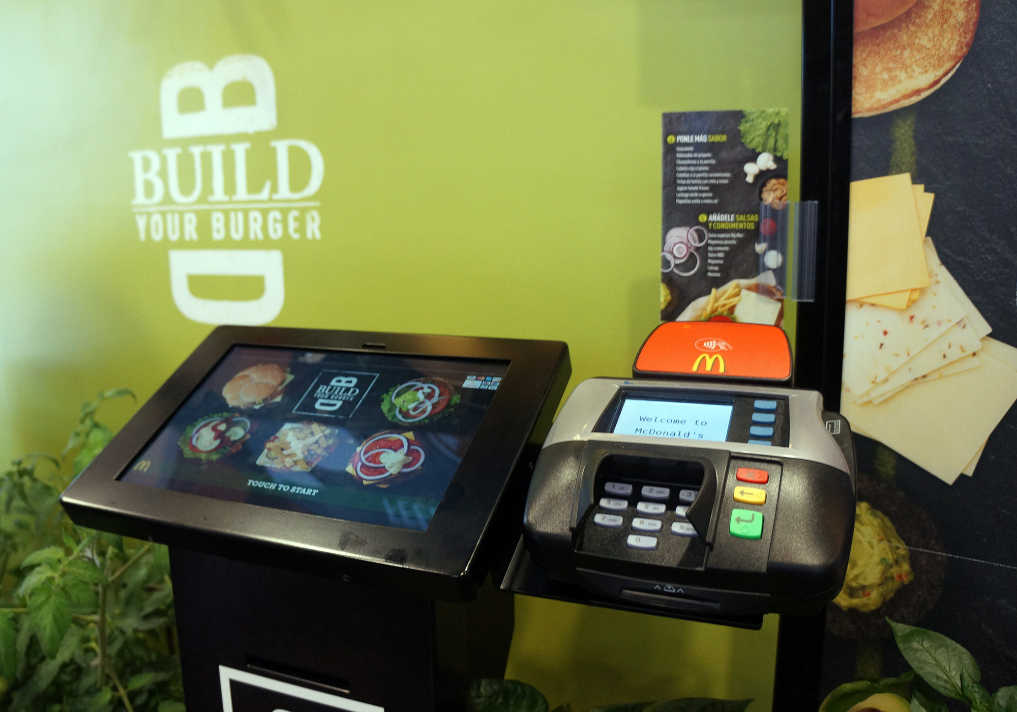 McDonald's expanding build-your-burger test in search of growth