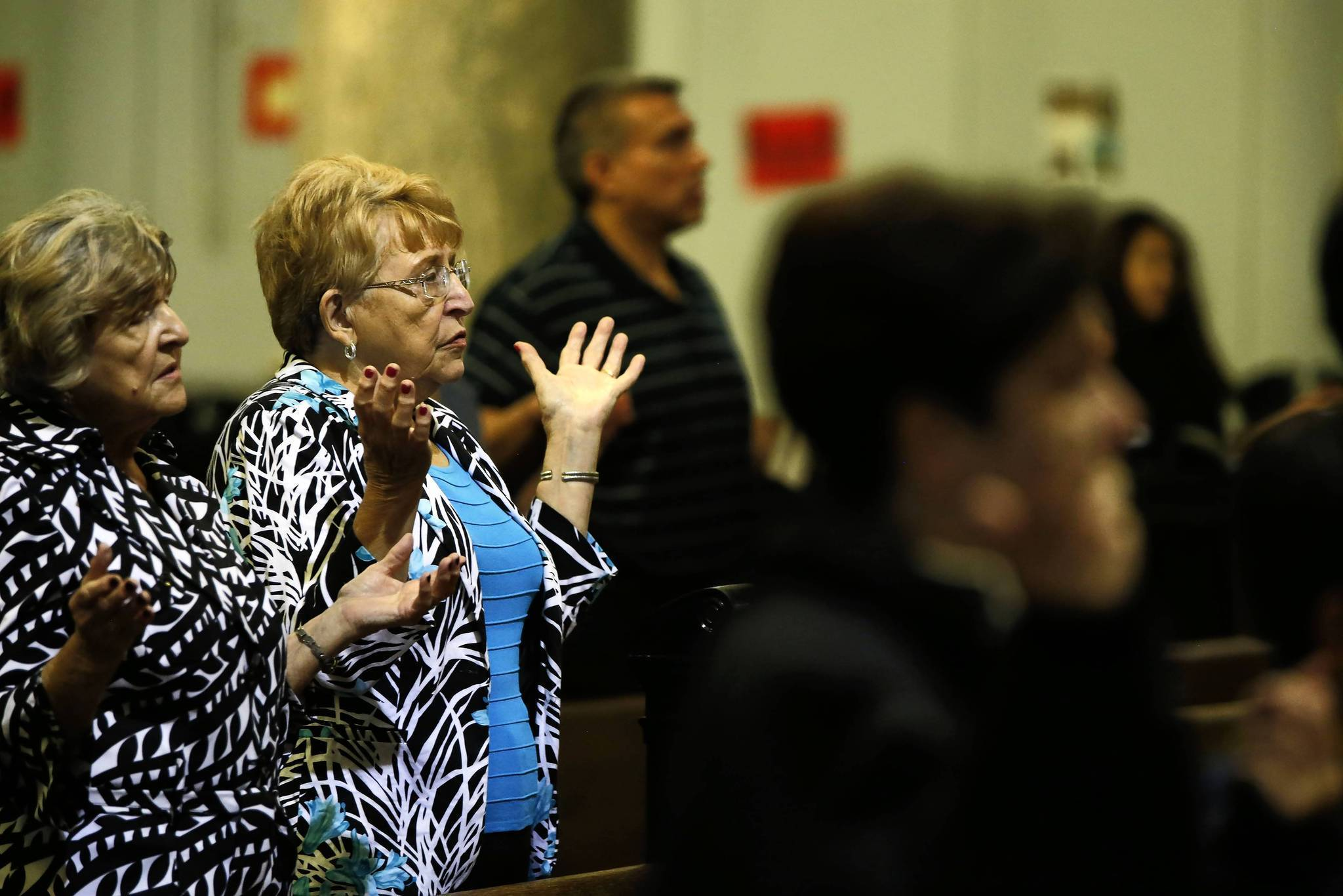 In the pews, Chicago-area Catholics embrace news of next archbishop
