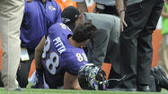 Dennis Pitta dislocates right hip, Ravens concerned about potential fracture