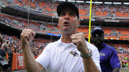 Ravens rally in fourth quarter for 23-21 victory over the Cleveland Browns