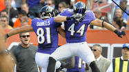 Ravens 23, Cleveland Browns 21 [Pictures]
