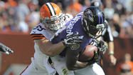Mike Preston grades the Ravens' 23-21 win over the Browns in Week 3