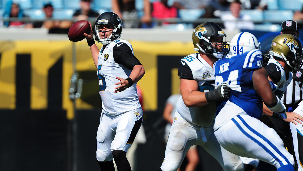 Image result for blake bortles vs. colts
