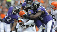 Despite win over Browns, Ravens defense has big problems