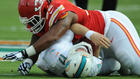 EN FOTOS: Dolphins vs. Chiefs