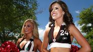 NFL cheerleaders (Week 3)
