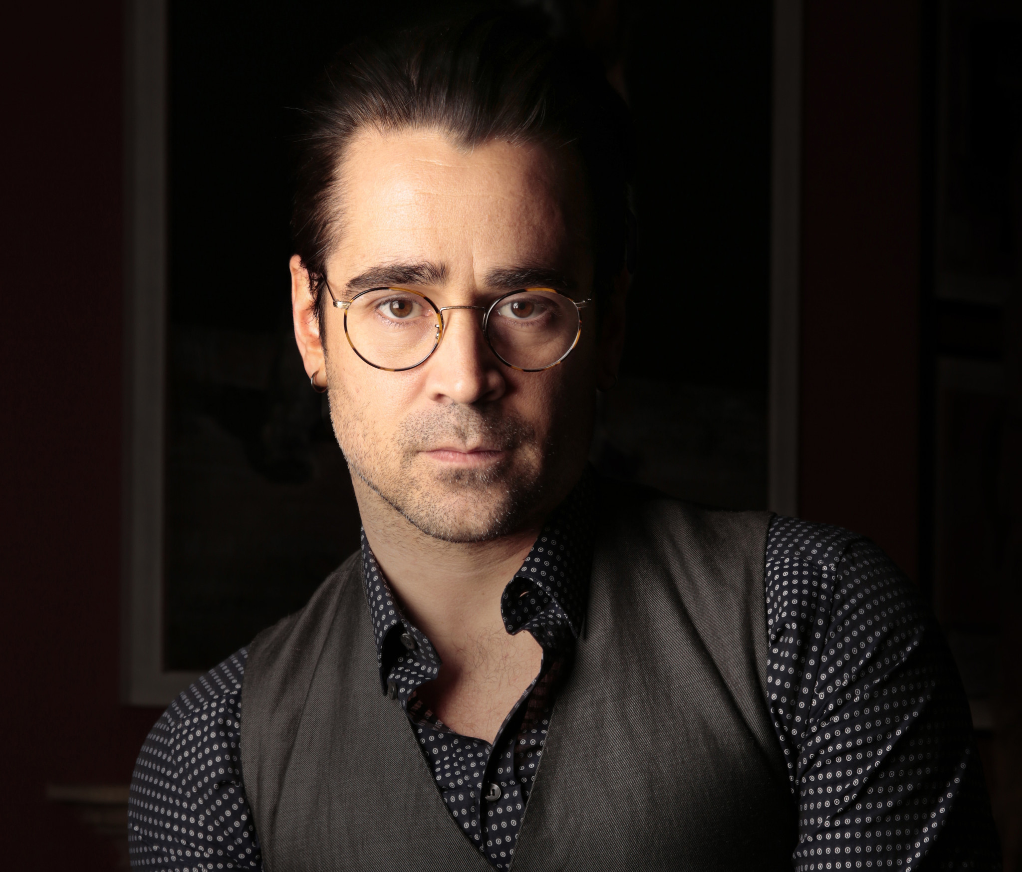 Colin Farrell says he ...