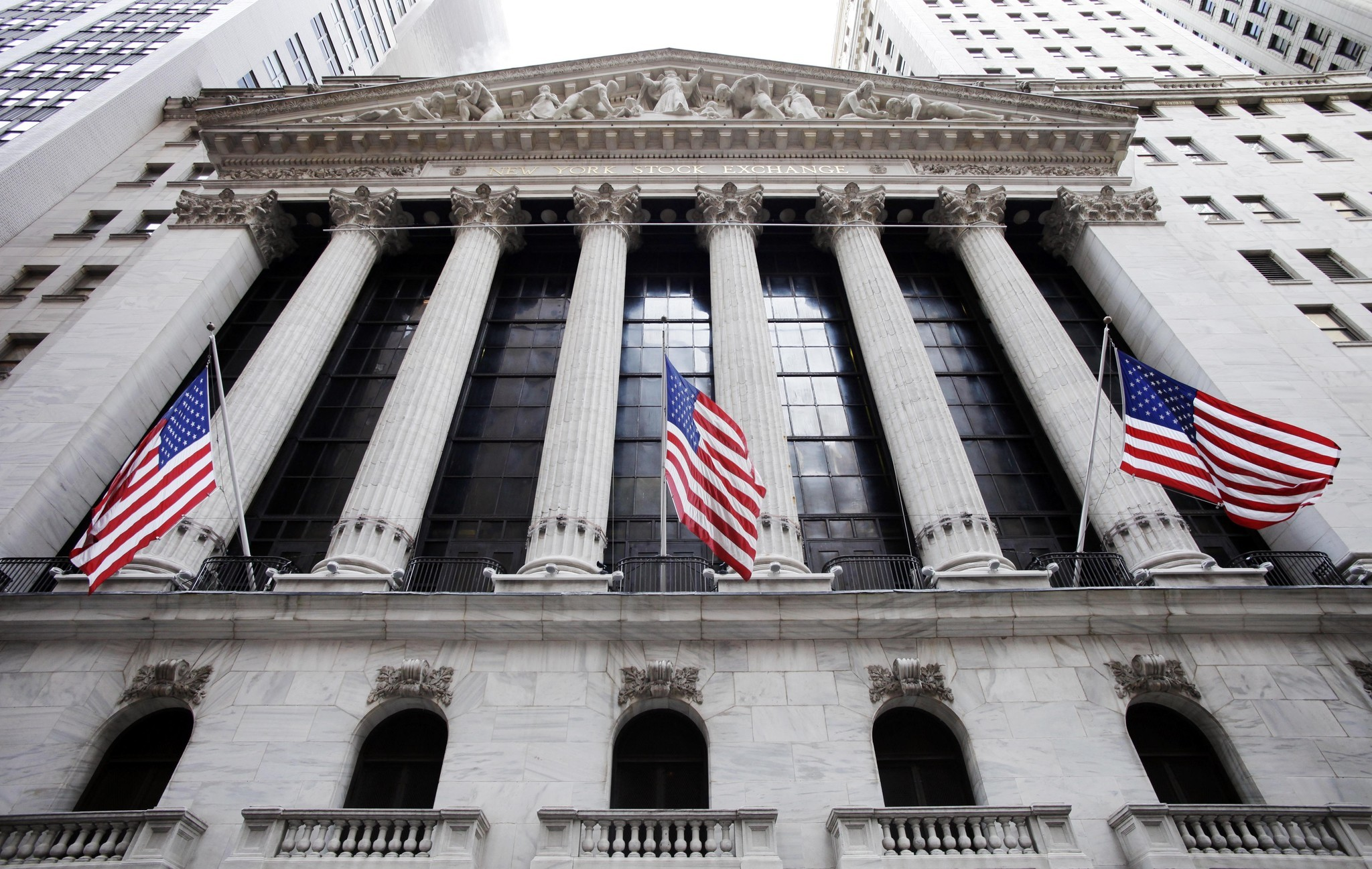 US stocks open lower as China weighs on markets