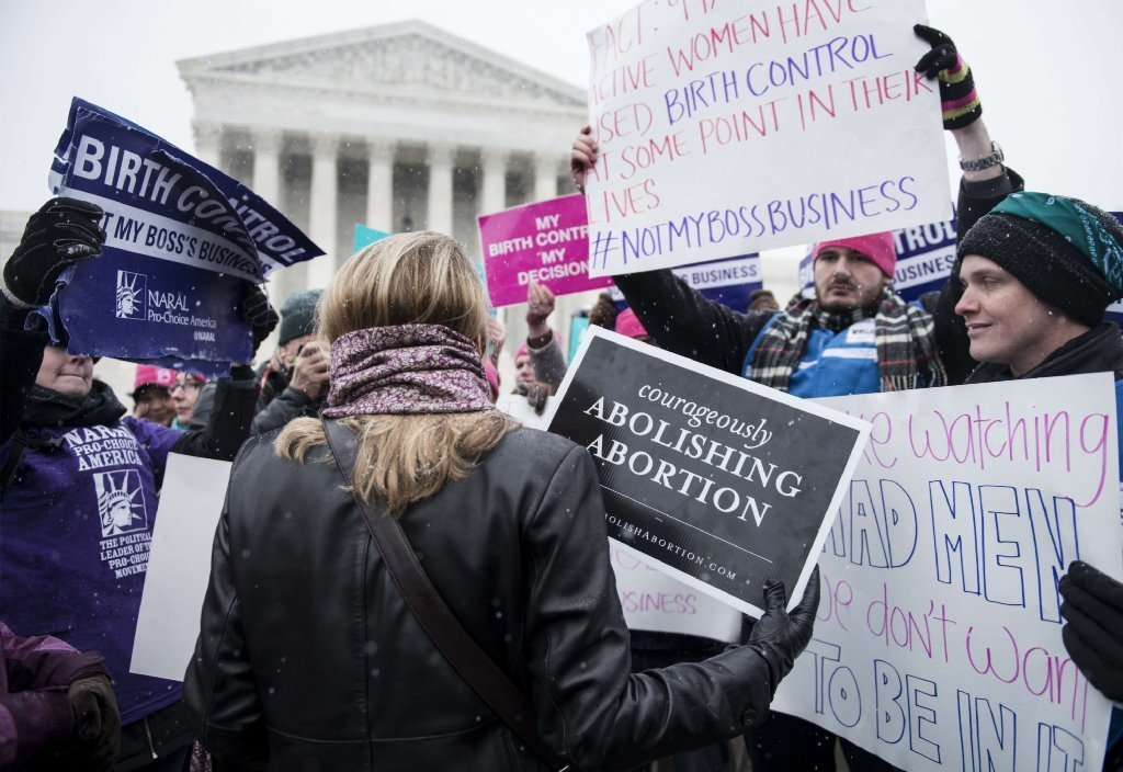 Dad pleads: Don't let health insurance offer my daughters birth control!
