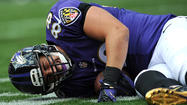Ravens tight end Dennis Pitta had season-ending surgery on dislocated right hip