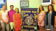 Roaring Run Lions recognize students