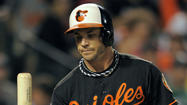 Orioles' Steve Pearce says his sore wrist 'feels night and day better'