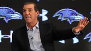 In news conference, Steve Bisciotti speaks out about ESPN report on Ray Rice