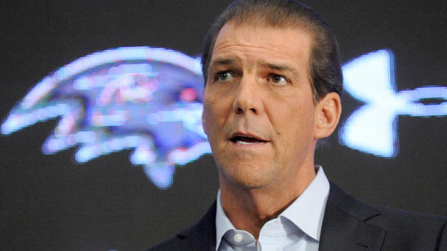 Highlights from Ravens owner Steve Bisciotti's news conference [Video]