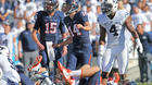 Virginia kicker Ian Frye stayed with team at BYU after father's heart attack