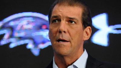 If Ravens owner Steve Bisciotti is lying, he'll have to sell team