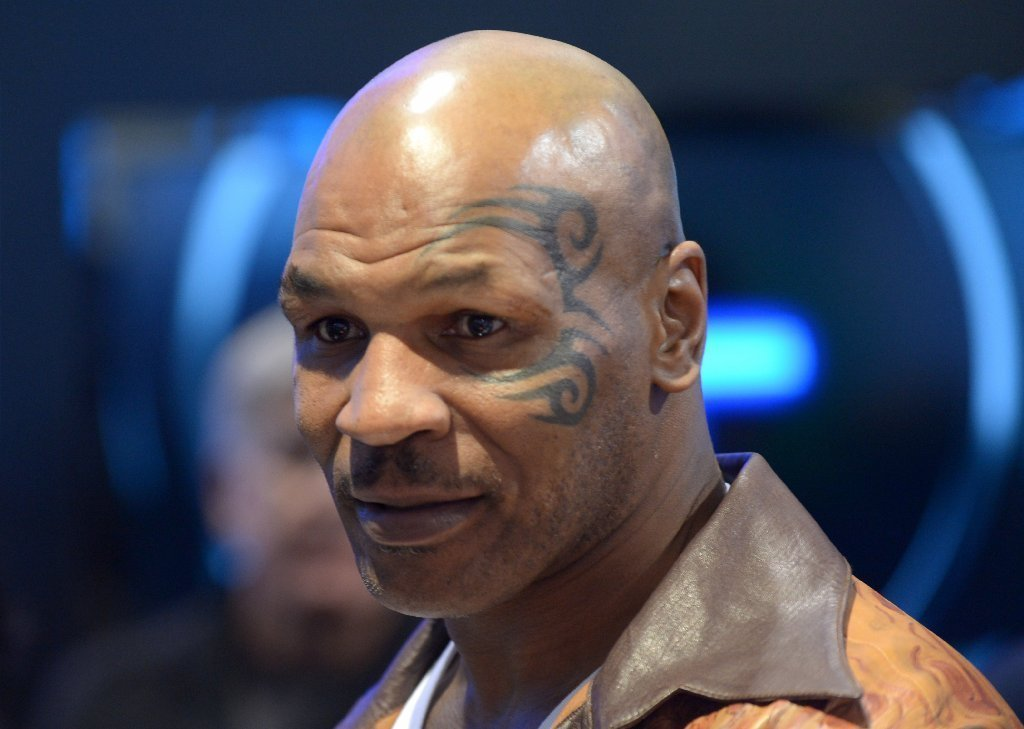 Mike Tyson called hero after aiding motorcyclist in crash