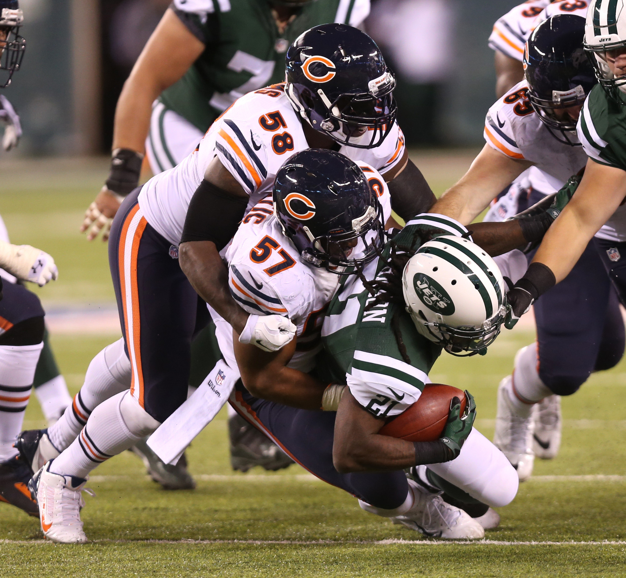 10 thoughts after Bears' win over Jets