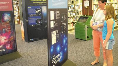 Towson branch of the BCPL 'Discovers Space'
