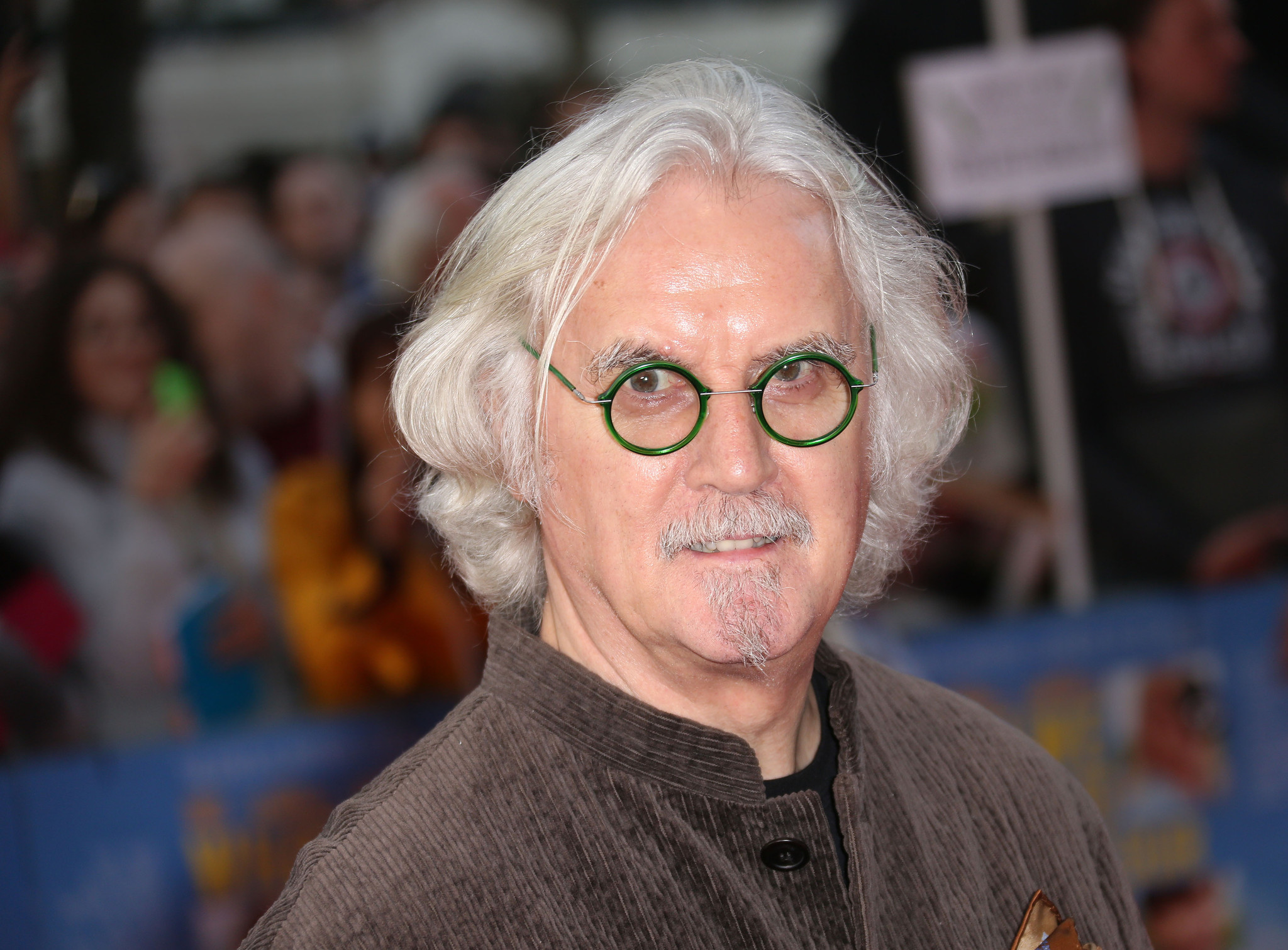 billy connolly robin williams shared a diagnosis and