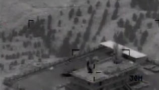Video: Weapons Strike on ISIL Compound