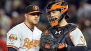 Orioles look to continue success Tuesday night in games after being shut out