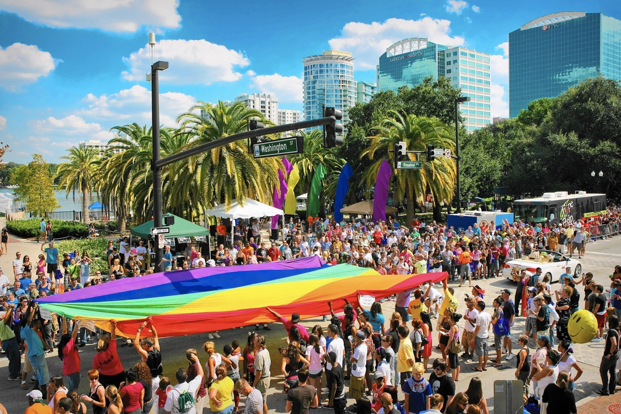orlando gay pride parade