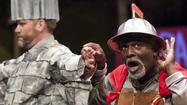 Chesapeake Shakespeare Company inaugurates new home with buoyant 'Midsummer'