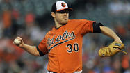 Orioles' Chris Tillman will start Game 1 of American League Division Series